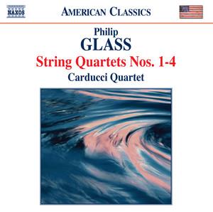 Glass: String Quartets Nos. 1-4 Albümü