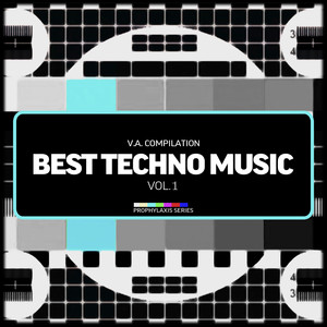 Best Techno Music 2 Albumcover