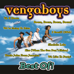 Vengaboys Up & Down cover