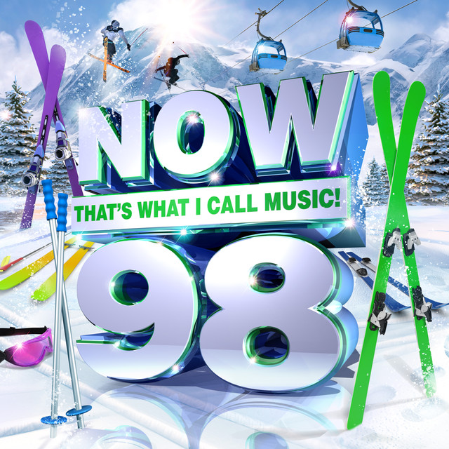Various Artists Now That's What I Call Music! 98 album cover