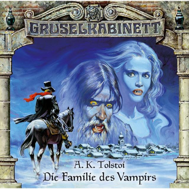 Folge 3: Die Familie des Vampirs Cover
