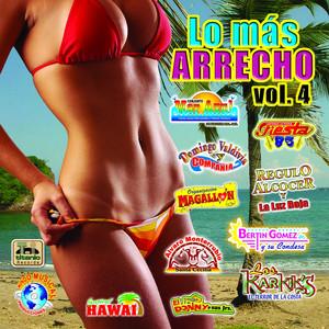 Lo Mas Arrecho de la Costa, Vol. 4 album