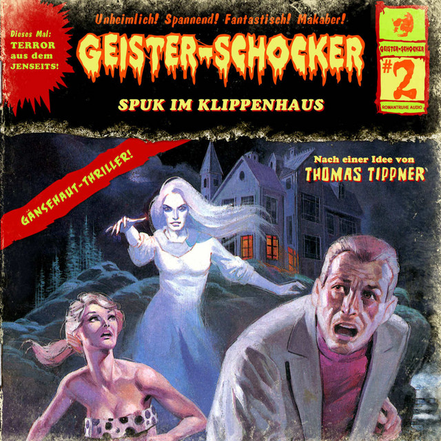 Folge 2: Spuk im Klippenhaus Cover