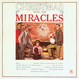 Christmas With The Miracles album