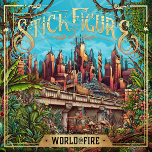 World on Fire - Stick Figure