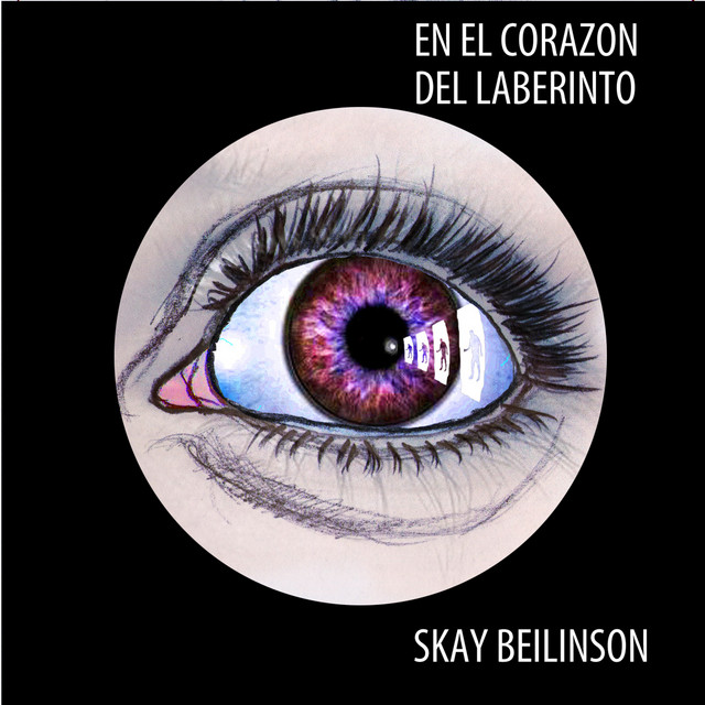 Album cover for En el Corazón del Laberinto by Skay Beilinson