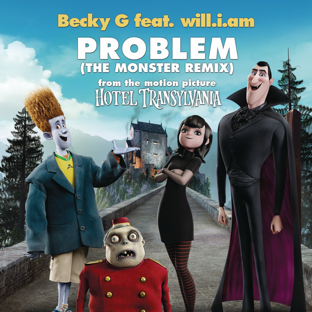 Problem (The Monster Remix) cover