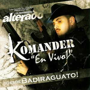 iEn Vivo! - iDesde Badiragato! Albumcover