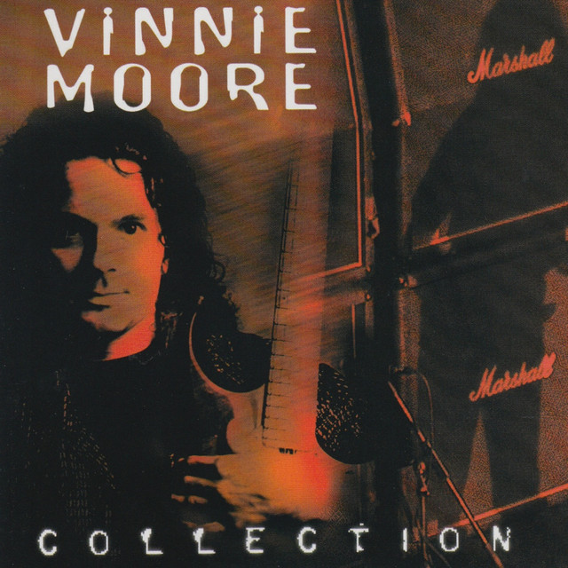 Vinnie Moore Collection: The Shrapnel Years
