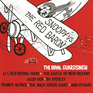 Snoopy Vs. The Red Barron album
