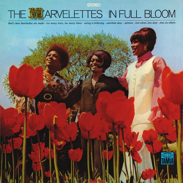 The Marvelettes In Full Bloom