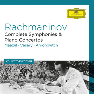 Rachmaninov: Complete Symphonies & Piano Concertos (Collectors Edition) album