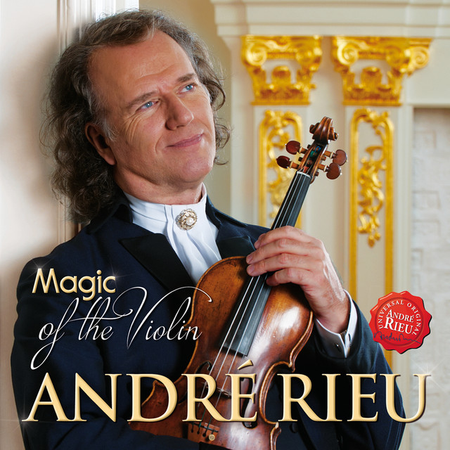 Magic Of The Violin Albumcover