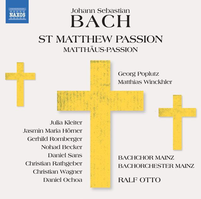 J.S. Bach: St. Matthew Passion, BWV 244