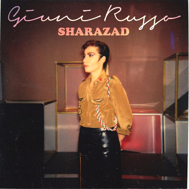 Album cover for Sharazad by Giuni Russo