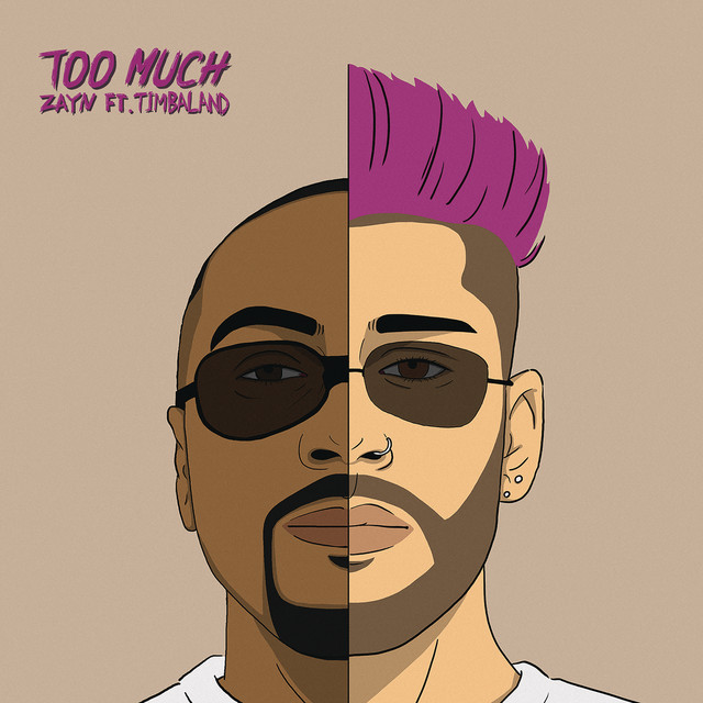 too much (feat timbaland)