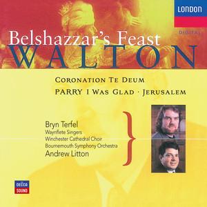 Walton: Belshazzar's Feast; Coronation Te Deum album