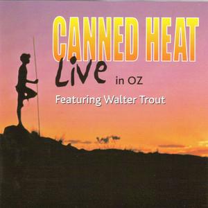 Live in Oz album