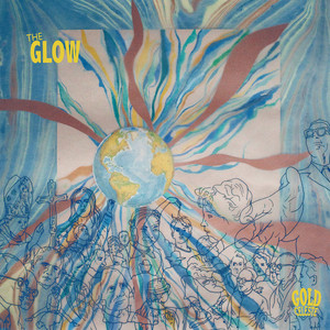 Album cover for The Glow   by Gold Celeste