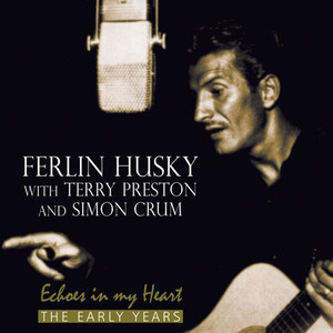 Terry Preston, Ferlin Husky Gone cover