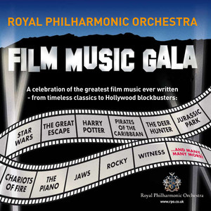 Film Music - Williams, J. / Barry, J. / Bacharach, B. / Nyman, M. / Lloyd Webber, A. / Armstrong, C. (Film Harmonic) (Royal Philharmonic) album