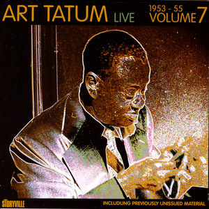 Art Tatum Fine And Dandy cover
