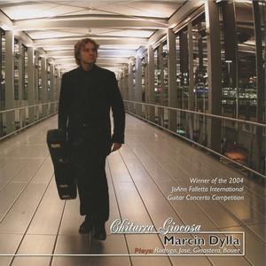 Marcin Dylla, Guitar Sonata: I. Allegro moderato på Spotify
