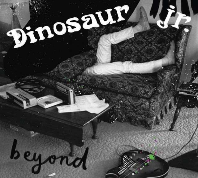 Album cover for Beyond by Dinosaur Jr.