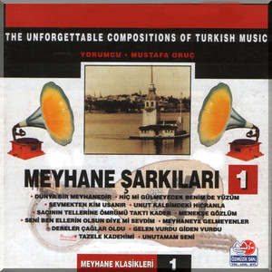 Meyhane Şarkıları, Vol. 1 (The Unforgettable Compositions of Turkish Music) Albümü