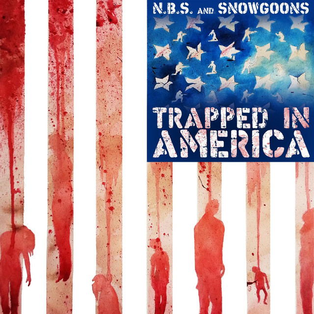 Trapped in America Albumcover