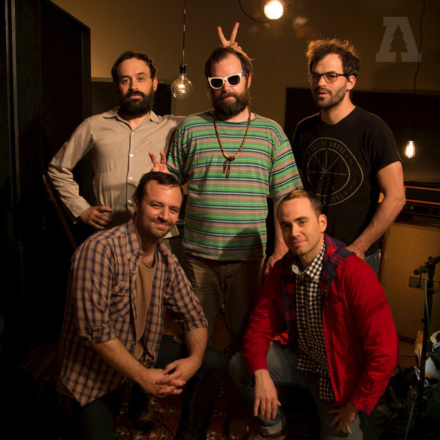 mewithoutYou on Audiotree Live