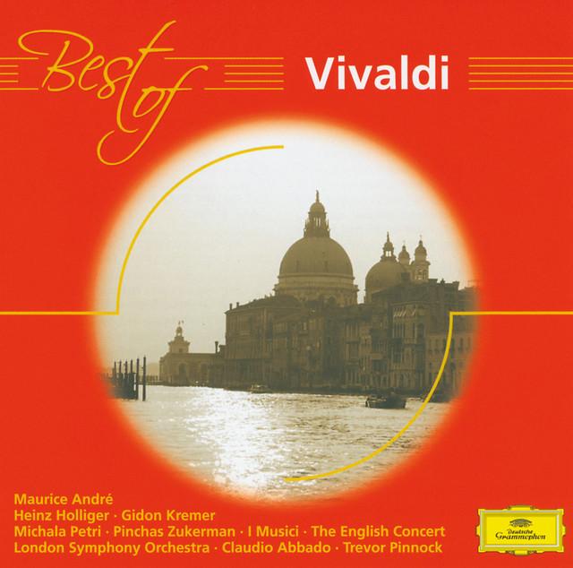 Best of Vivaldi (Eloquence) Albumcover