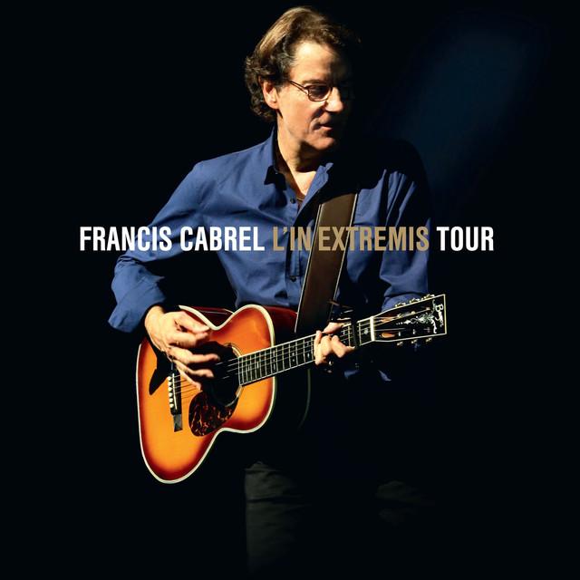 Francis Cabrel L'in Extremis Tour album cover