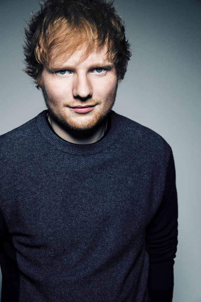 Photo Ed Sheeran