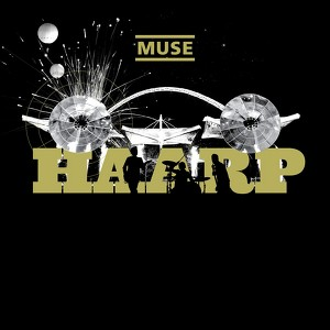 HAARP (Live From Wembley Stadium) Albumcover