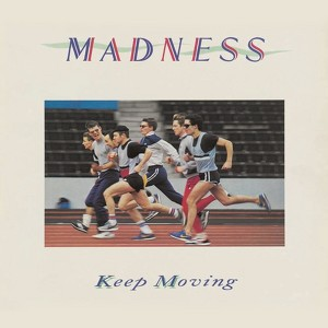 Keep Moving Albumcover