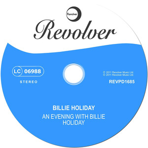 An Evening With Billie Holiday album