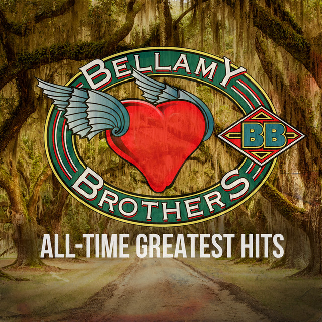 The Bellamy Brothers All-Time Greatest Hits album cover