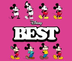 Disney BEST 英語版 album