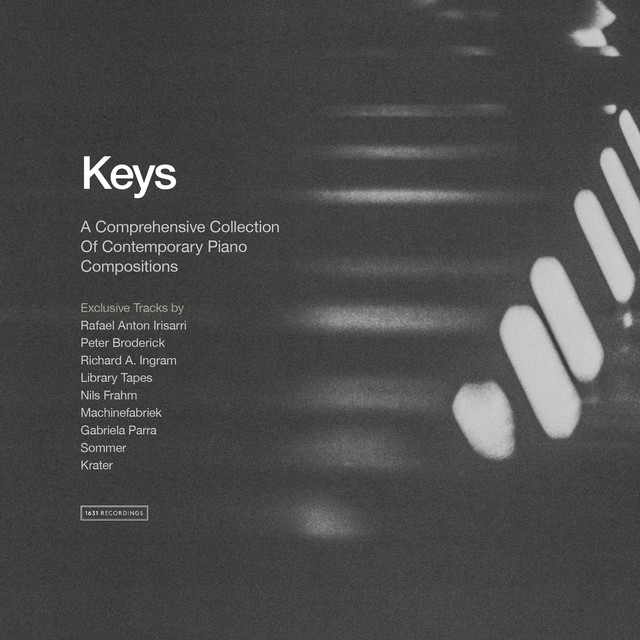 Album cover for Keys (Volume One) by Various Artists