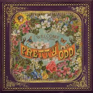 Pretty. Odd. Albumcover