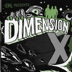 Dimension X Audiobook