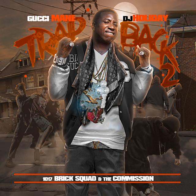 Trap Back 2 Albumcover