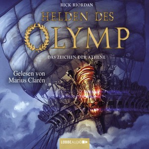 Helden des Olymp - Das Zeichen der Athene Audiobook