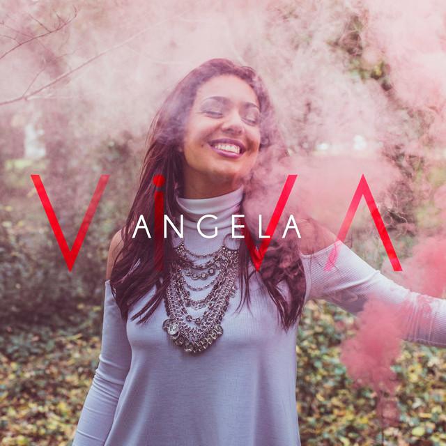 Album cover for VIVA Angela by Angela Leiva