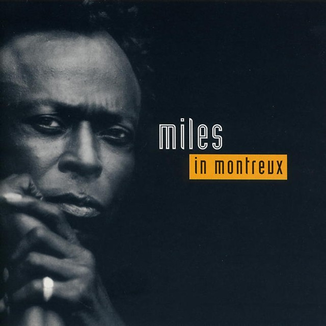 Miles in Montreux (feat. Rich Margitza, Adam Holzman, Benny Rietveld) [Live] Albumcover