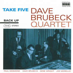 Dave Brubeck I Never Knew cover