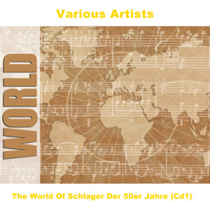 The World of Schlager der 50er Jahre album