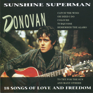 Donovan To Try for the Sun cover