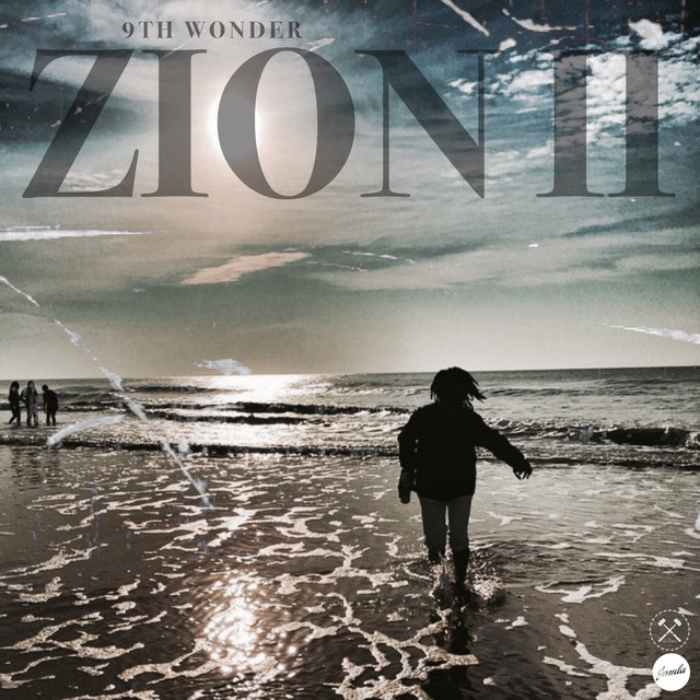 Album cover for Zion II by 9th Wonder